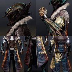 Destiny, Samurai, How To Look Better, Style, Swag, Outfits, Samurai Warrior