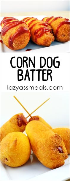 This delicious corn dog batter is perfect for anyone looking to recreate the festival classic.