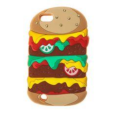 Coque burger pour iPod Touch 5