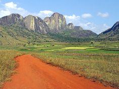 Ambalavao auf Madagaskar Reiseführer