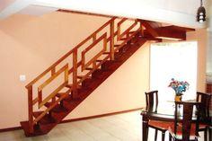 escada sala de jantar