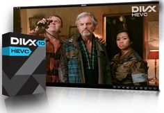 DivX 10 - HEVC for the Masses DivX 10 is the first software of its kind to integrate support for HEVC video across its products, including Player, Web Player and Converter—providing a free, all-in-one solution for HEVC video. [DivX Player delivers real-time, high quality HEVC playback of HM11 encoded video up to 1080p. DivX Web Player enables efficient HEVC video streaming featuring progressive playback and download in your browser.
