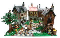 Medieval village | Flickr - Photo Sharing!