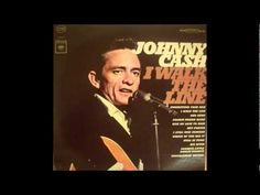I Walk the Line is the nineteenth album by country singer Johnny Cash, released on Columbia Records in Johnny Cash June Carter, Johnny And June, Cd Cover, Album Covers, Lp Vinyl, Vinyl Records, Johnny Cash Albums, Music Songs, Music Videos