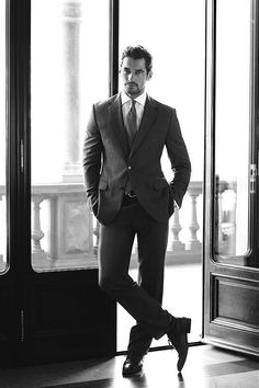 David Gandy is being intetviewed by Extra. Airs this Thursday 7*24*14 check your local listings for times