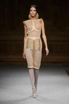 Défilé Oscar Carvallo Haute couture Automne-hiver 2014-2015 photo 1