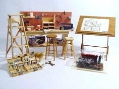 Dollhouse-maker's Workshop : Lot 333