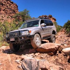 Toyota Land Cruiser 100 Series