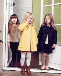 Noël poudré chez Chloé | MilK - Le magazine de mode enfant