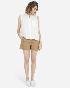 The High-Waisted Short - Everlane