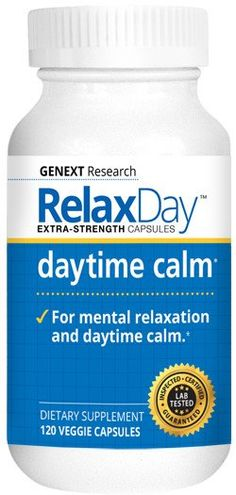 RELAX DAY CAPSULES