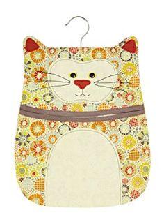 Bolsa para pinzas con forma de gato