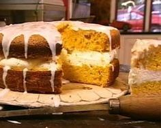 James Martin Carrot Cake United Cakes Of America