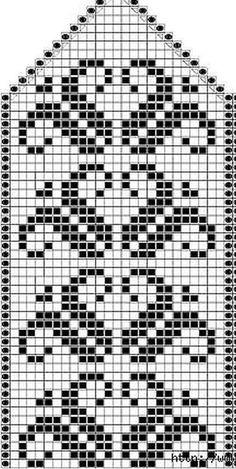 Одноклассники Cross Stitch Bookmarks, Cross Stitch Borders, Cross Stitch Flowers, Cross Stitch Embroidery, Cross Stitch Patterns, Fair Isle Knitting Patterns, Bead Loom Patterns, Crochet Stitches Patterns, Knitting Charts