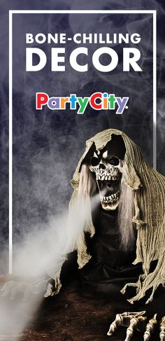 Tickle their funny bones with outdoor décor. From freaky felines to human remains, Party City has the skeleton props you need to set up a bone-chilling scene.