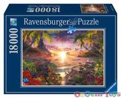 Heavenly-Sunset-Ravensburger-Jigsaw-Puzzle-18000-Pieces