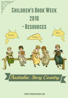 The Book Chook: Children's Book Week 2016 - Resources