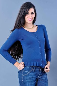 El azul es sin duda un color con el que predomina nuestro estilo.