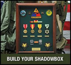 Great website for veterans needing medal replacements, display cases, flags, dog tags Diy Bags Easy, Medals Of America, Army Decor, Military Shadow Box, Ribbon Display, Military Awards, Award Display, Military Memorabilia, Outside Christmas Decorations