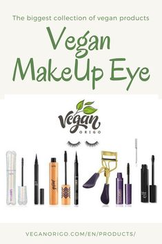 Vegan and cruelty free products, search amongst the almost 5000 products.