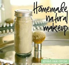 Make your own make up....WOW!