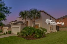 3 Bedroom Vacation Homes for Rent near Disney Area!  Come and enjoy your Vacation