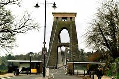 Clifton Suspension Bridge  by Jasmine Kelly