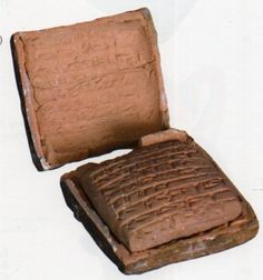 Hittite tablet, Kayseri Archaeology Museum (Erdinç Bakla archive)