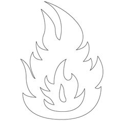 coloring pages of flames - tongues of fire coloring pages holy spirit pentecost