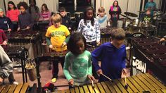 A group of school-aged musicians from the Louisville, Kentucky area known as the Louisville Leopard Percussionistsrecently posted a video showing the group rocking out tothe classic Led Zeppelin ...