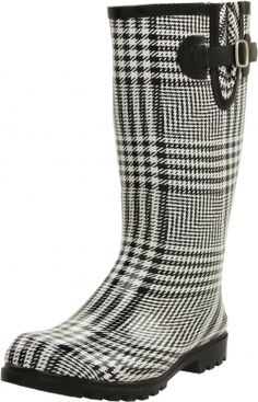 Extra Wide Calf Rain Boots: Fit up to 20 inch calf. Durable and ...