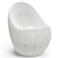 """Palecek Rattan Swivel Chair @LaylaGrayce  1194 25""""W x 27.25""""D x 30.5""""H Seat: 18.5""""H"""