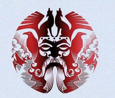 Odin - Would make an Awesome tattoo