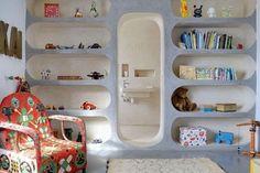 Interior De La Casa Diseño: Ideas - Casa contemporánea rústica