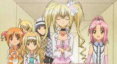 Yaya, Tadase, Rima, Nagihiko, Utau and Amu