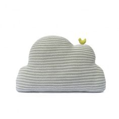 Blabla Kids - Blabla Kids Grey Cloud Pillow - Baby clothing, maternity and baby shower gifts
