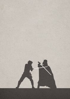 Duel Star wars stencil                                                       …