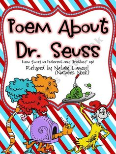 About Dr. Seuss ~ poem