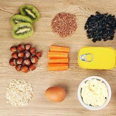 Η ΑΠΟΚΑΛΥΨΗ ΤΟΥ ΕΝΑΤΟΥ ΚΥΜΑΤΟΣ: ΟΔΗΓΟΣ ΓΙΑ ΒΙΤΑΜΙΝΕΣ: Από ποιες τροφές θα πάρεις… Breakfast, Food, Vitamins, Morning Coffee, Eten, Meals, Morning Breakfast, Diet