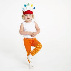 Now your kid can play at being Max all day! These tights from @BravelingLondon (14.95) inspired by #WhereTheWildThingsAre (illustrated by @hindleyillos) provide bags of fun all day! With a non slip foot your little one can stay safe and warm all day long. #Fun #KidsWear #Instagood #FancyDress