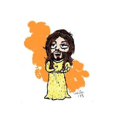 """47 Likes, 3 Comments - Cecile Cloutier (@dowdydiva) on Instagram: """"@conchitawurst #chibi style #sketch #photoshop #conchita #conchitawurst #unstoppables #unstoppable…"""""""