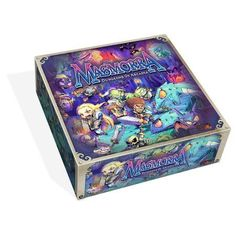Cmon Masmorra: Dungeons of Arcadia Board Game, Multicolor
