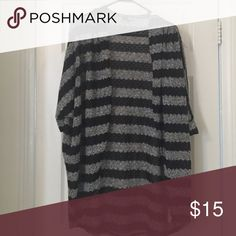 Slouchy shrug Super comfortable open sweater.  Sleeves are elbow length.  *will bundle with any other item in my shop.  *prices are negotiable at a reasonable offer *smoke free house *no stains *ships out next day a.n.a Sweaters Shrugs & Ponchos