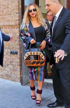 Beyonce Street Style 43
