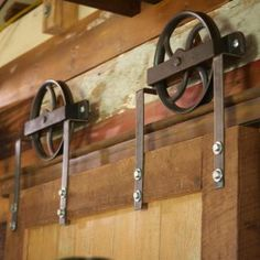 Barn Door Track And Roller Kit