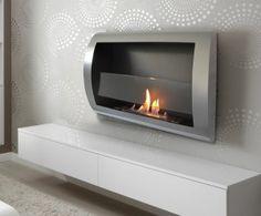 Beautiful Take A Look A 33 Photos Ventless Fireplace : Elite Flame Avon Ventless  Table Top Bio Ethanol Fireplace Black.