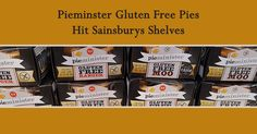 Pieminster Gluten Free Pies Hit Sainsburys Shelves