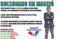 Bolsonaro em Macei