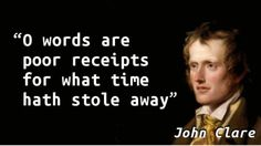 John Clare - Remembrances