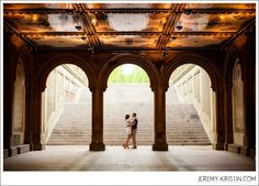 Central Park NYC Engagement Session  all i see is gossip girl